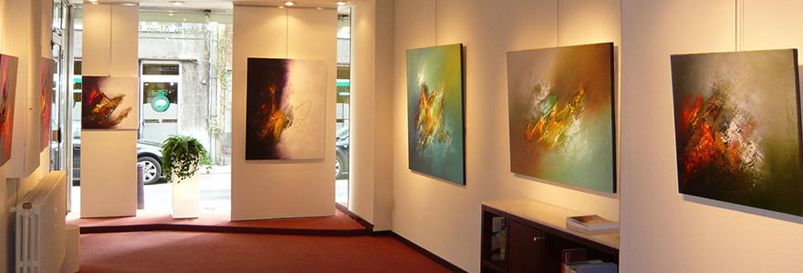Les r les des galeries dans la promotion de l 39 art - Galerie street art paris ...